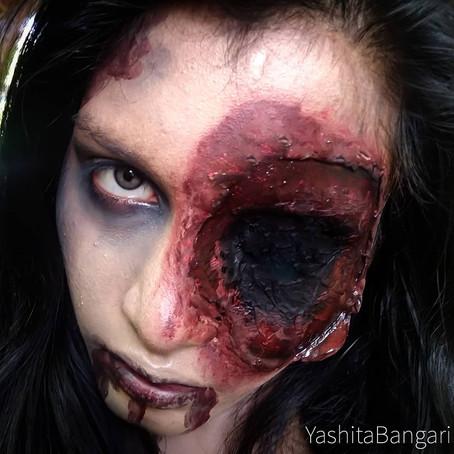 Make up | Yashita Bangari
