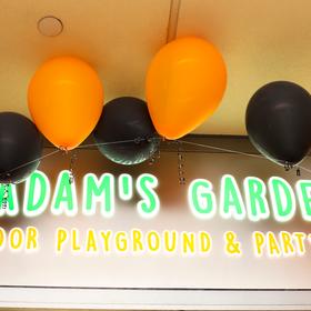 Adam's Garden Halloween Party