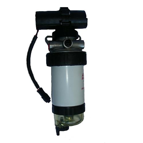 Fuel Pump Fuel Filter Assembly For JCB CAT 422E 428D 428E 432D Loader 248B 287B