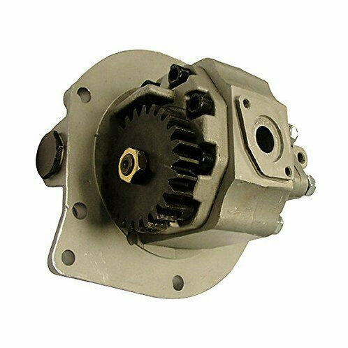 D0NN600G New Hydraulic Pump For Ford Tractors 5000 5100 5200 7000 7100 7200