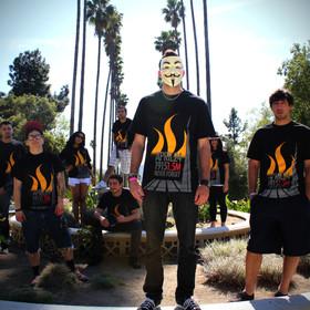 Armenian Genocide T-Shirt Shoot