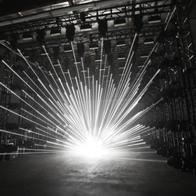 "Day For Night: VT Production Design set up, ""Bardo"""