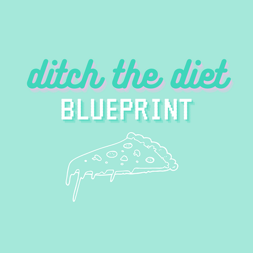 Ditch the diet: an introduction to sustainable weightloss