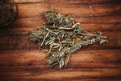 dried hemp anthill farm agroforestry