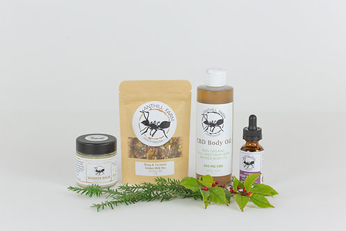 Body Care Gift Set