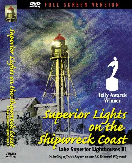 DVD: Superior Lights of the Shipwreck Coast