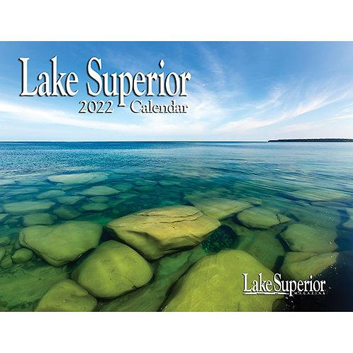NEW! 2022 Lake Superior Mini Calendar