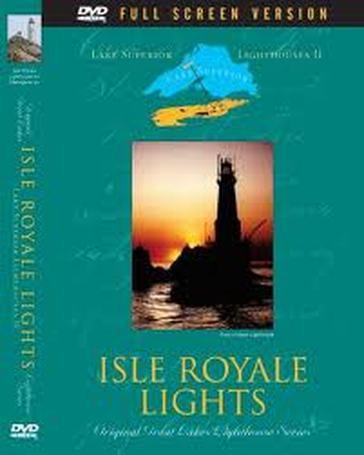 DVD - Isle Royale Lights