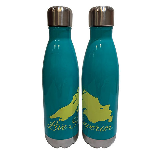 NEW! Live Superior Water Bottle