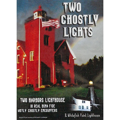 DVD Two Ghostly Lights