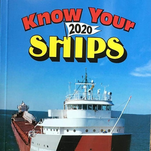 NEW! 2020 Know Your Ships