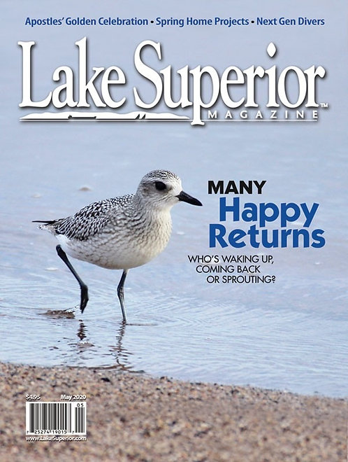 Lake Superior Magazine April/May 2020