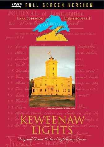 DVD - Keweenaw Lights