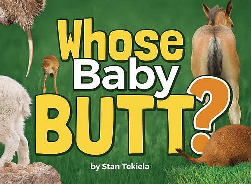 Whose Baby Butt?