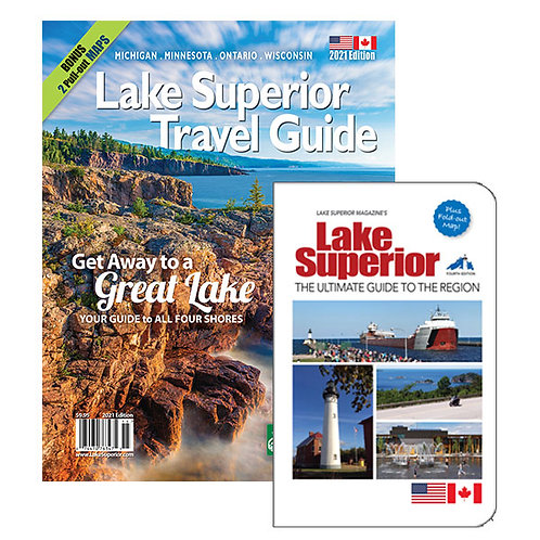 2021 Travel Guide Combo Pack