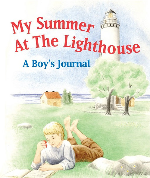 My Summer at the Lighthouse by Fred Stonehouse