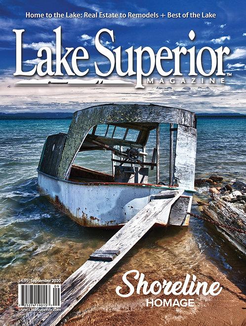 Lake Superior Magazine Issue Aug/Sept 2020