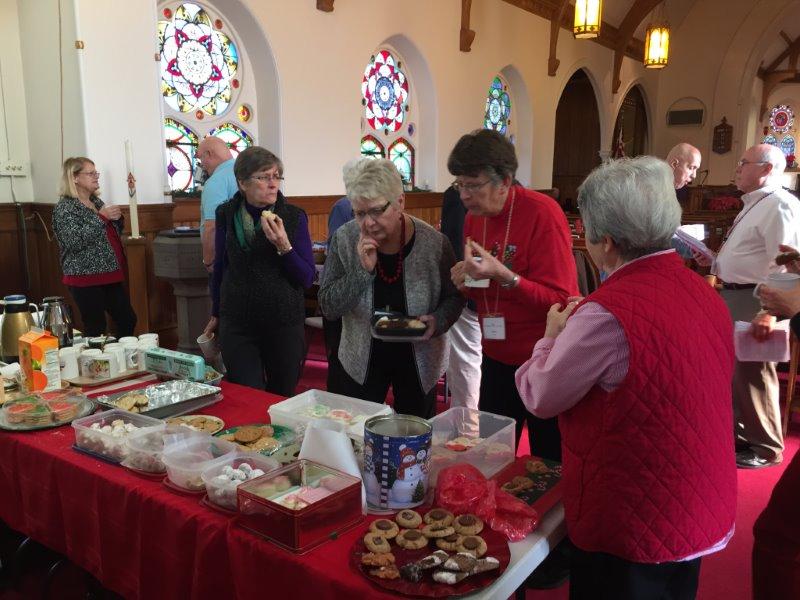 Church Greening & Cookie Exchange