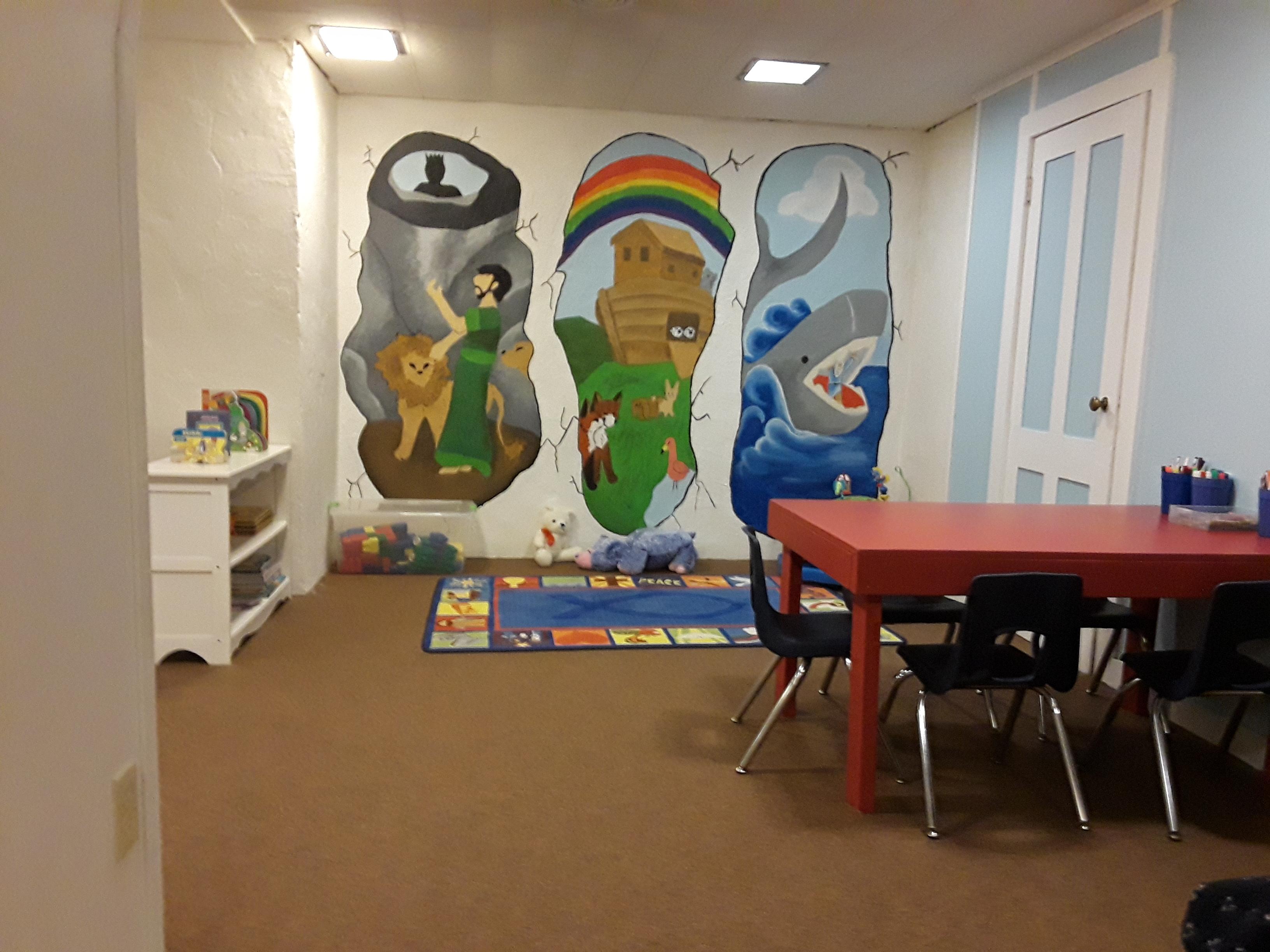 Children's Area