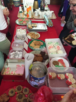 Church Greening & Cookie Exchange