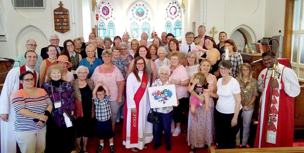 St. John's Episcopal Clifton Springs Congregation
