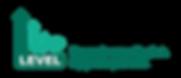 логотип языковой школы Level up