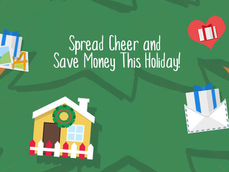 12 Ways to Spread Cheer and Save Money