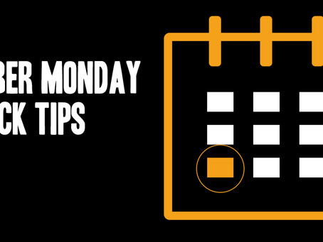 5 Quick Tips to Cash in Cyber Monday!