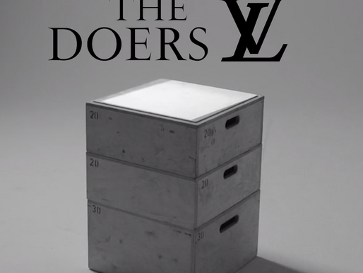 The Doers : Louis Vuitton