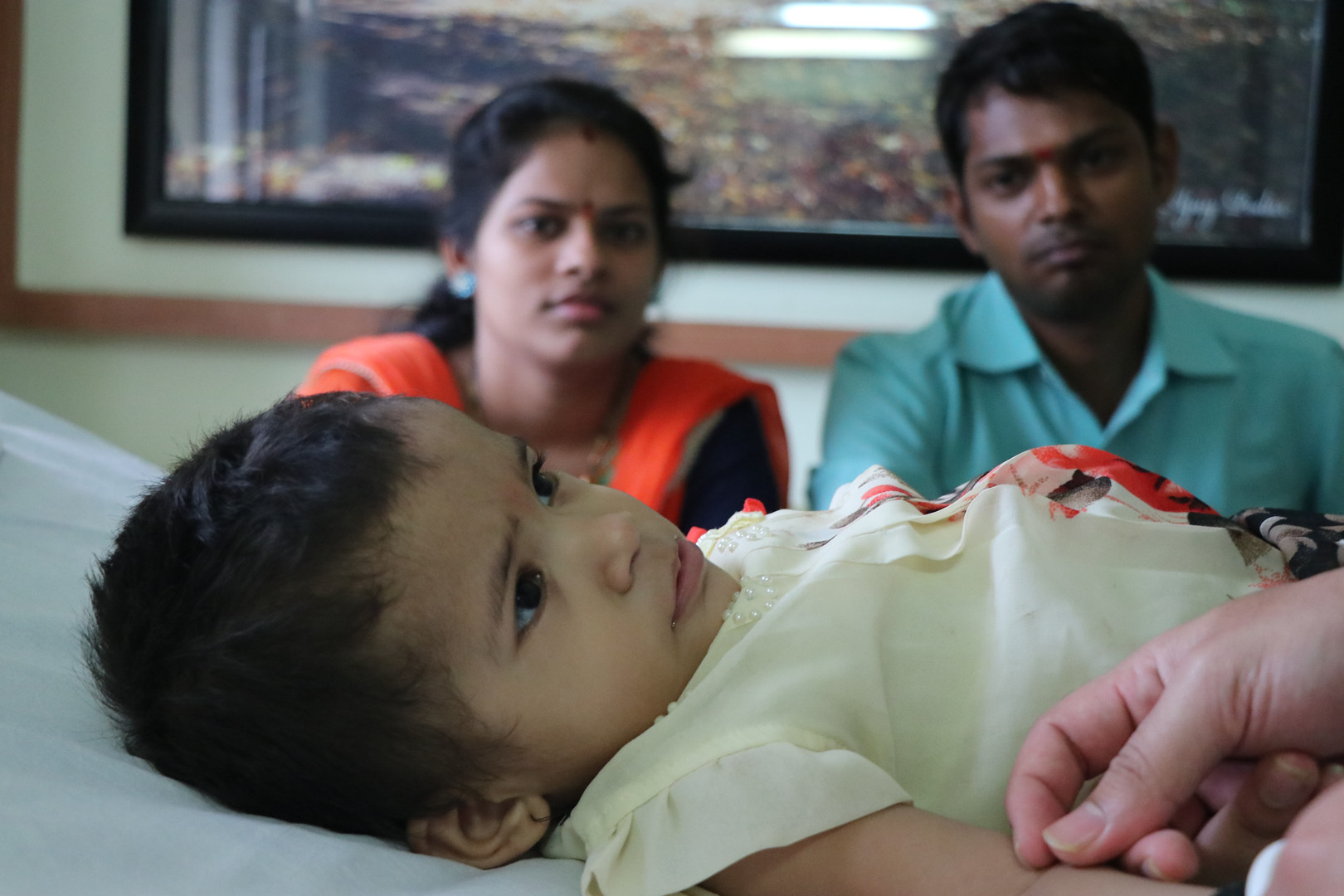 Swara.JPG financial support to the poor under-privileged children in the hospital.