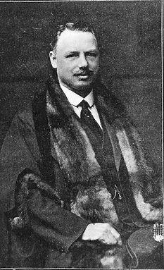 Founder President - EdwardWalker - 1921.
