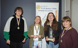 Advanced category winners - Lady Lumley's School