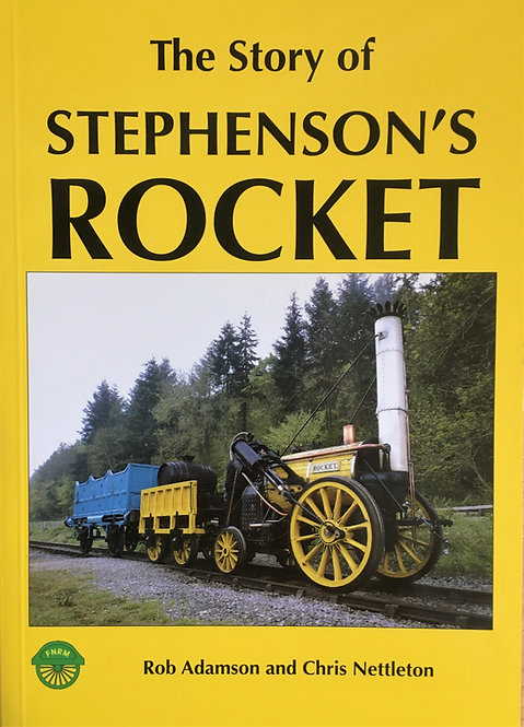 The Story of Stephenson's Rocket