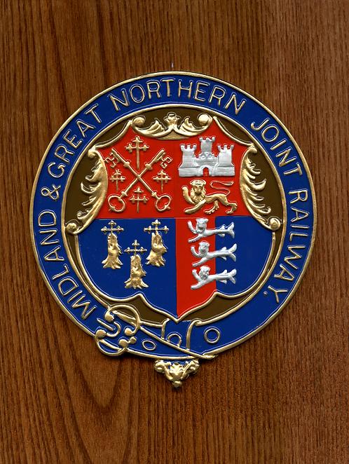 M&GNJR plaque