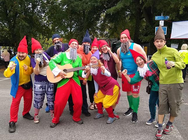 AA&M Rowlin Gnomes team