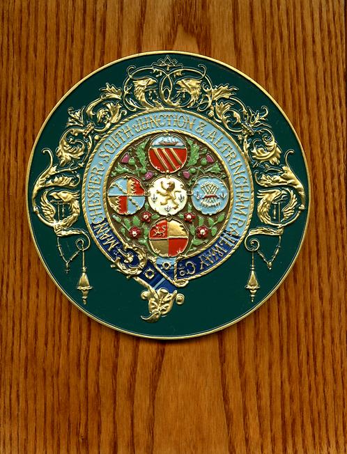 MSJ & AR plaque