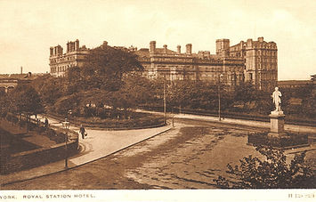 Royal Station Hotel in 1930's.jpg
