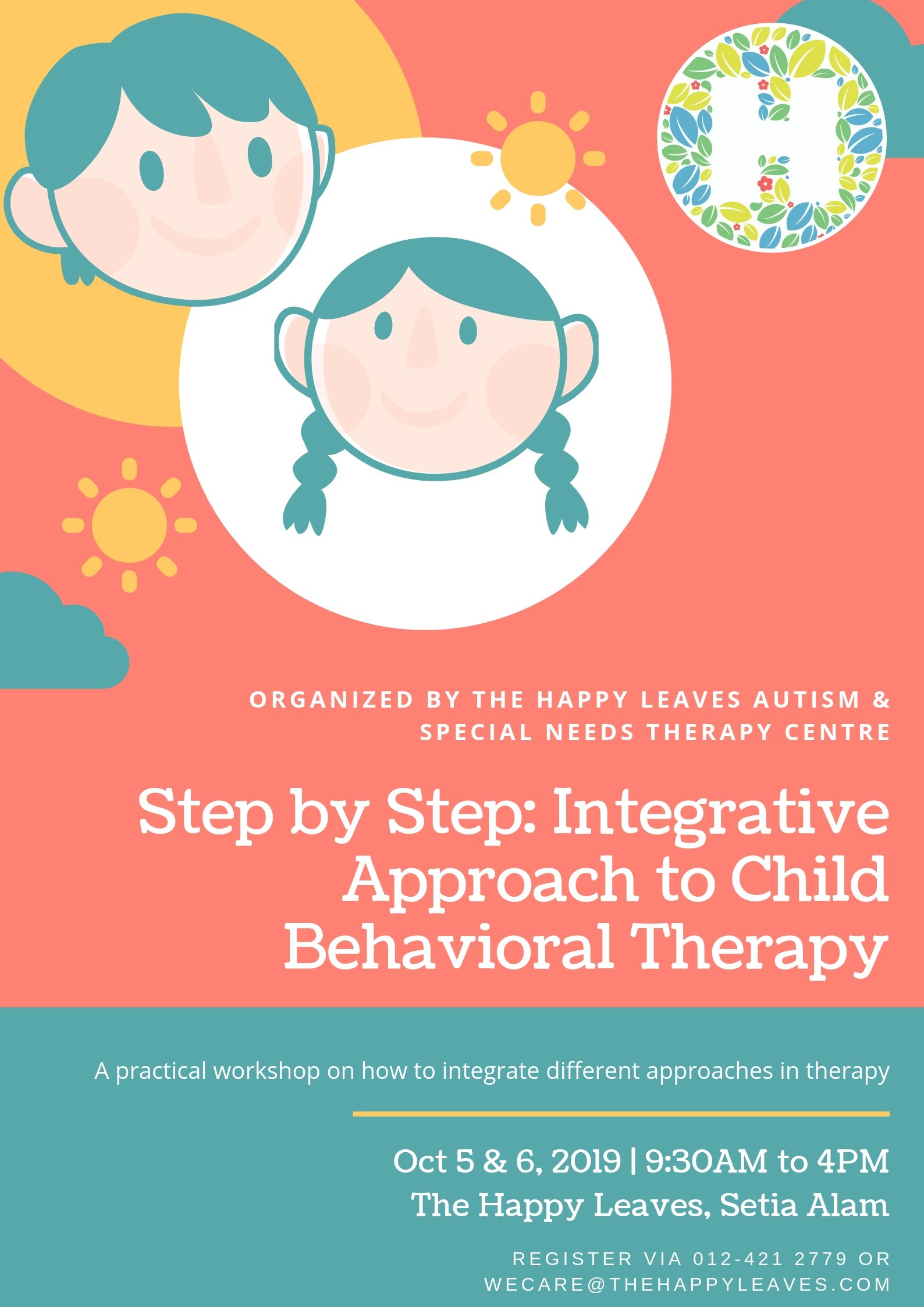 Step by Step: Integrative Approach to Child Behavioral Therapy