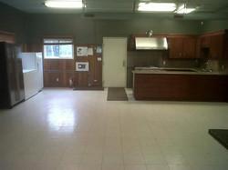 Kitchen and Main Lodge