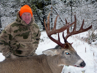 Hunting Report 2014 - This was a very exciting year for Spitzig's Outfitting in Alberta, Canada