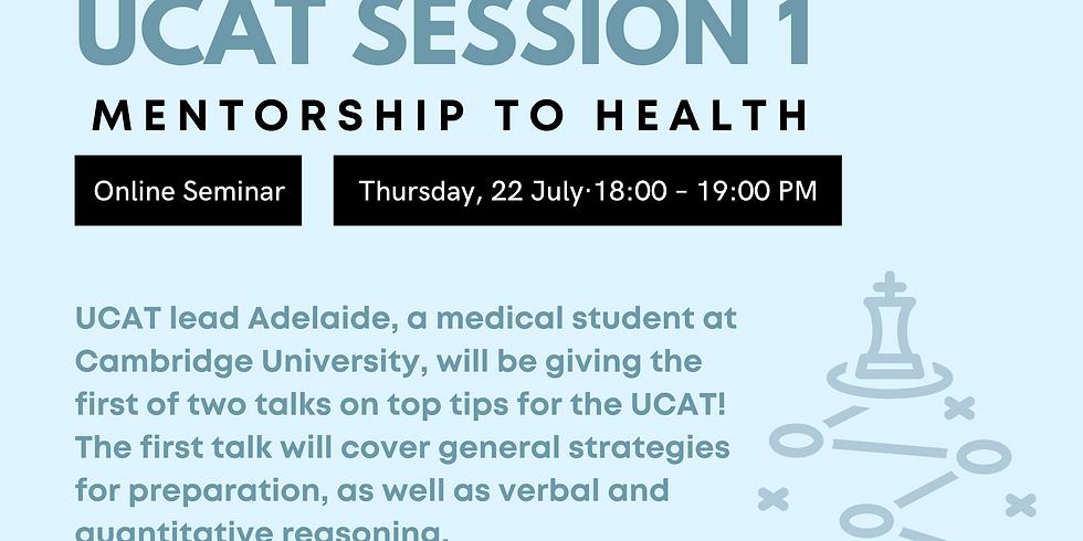 UCAT Session 1