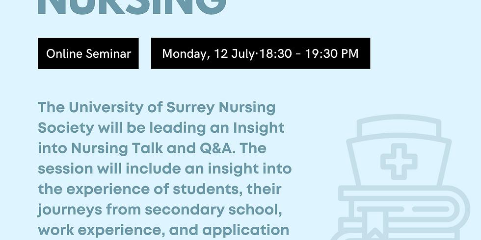 Insight into Nursing