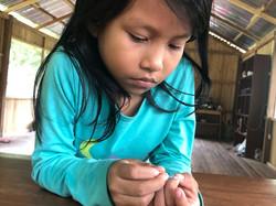 Indigenous Orphan Children