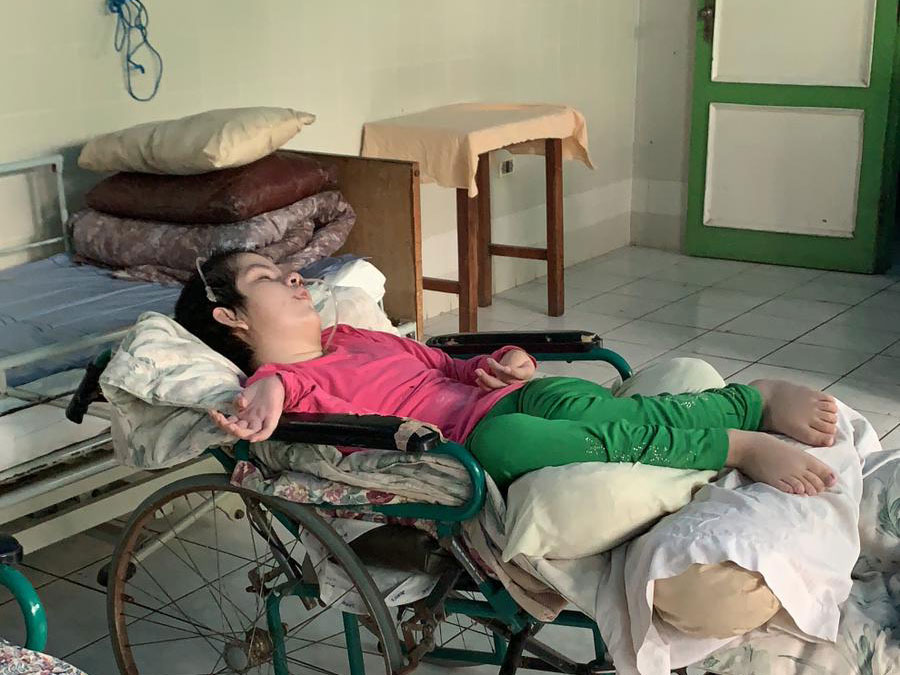 Help Disabled Abandoned Orphans