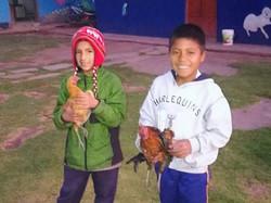 Helping Orphan Kids in Cusco, Peru