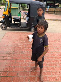 Help Homeless Street Children