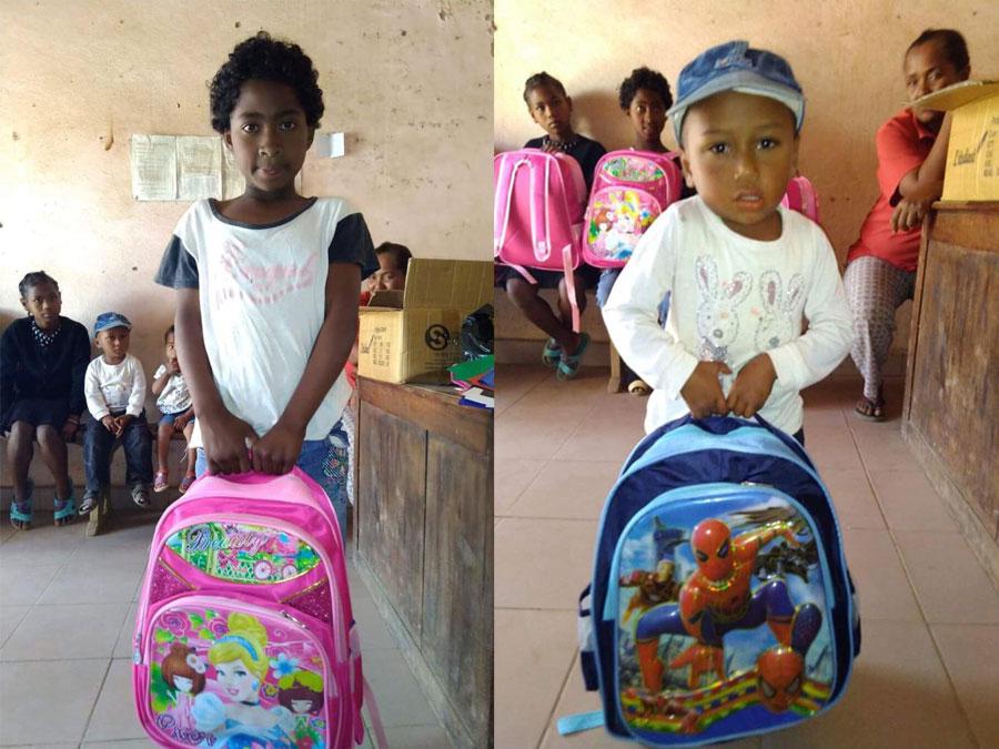 Help Orphans in Madagascar