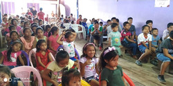 Iquitos orphans and abandoned kids