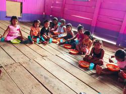 Orphan Children in Iquitos, Peru