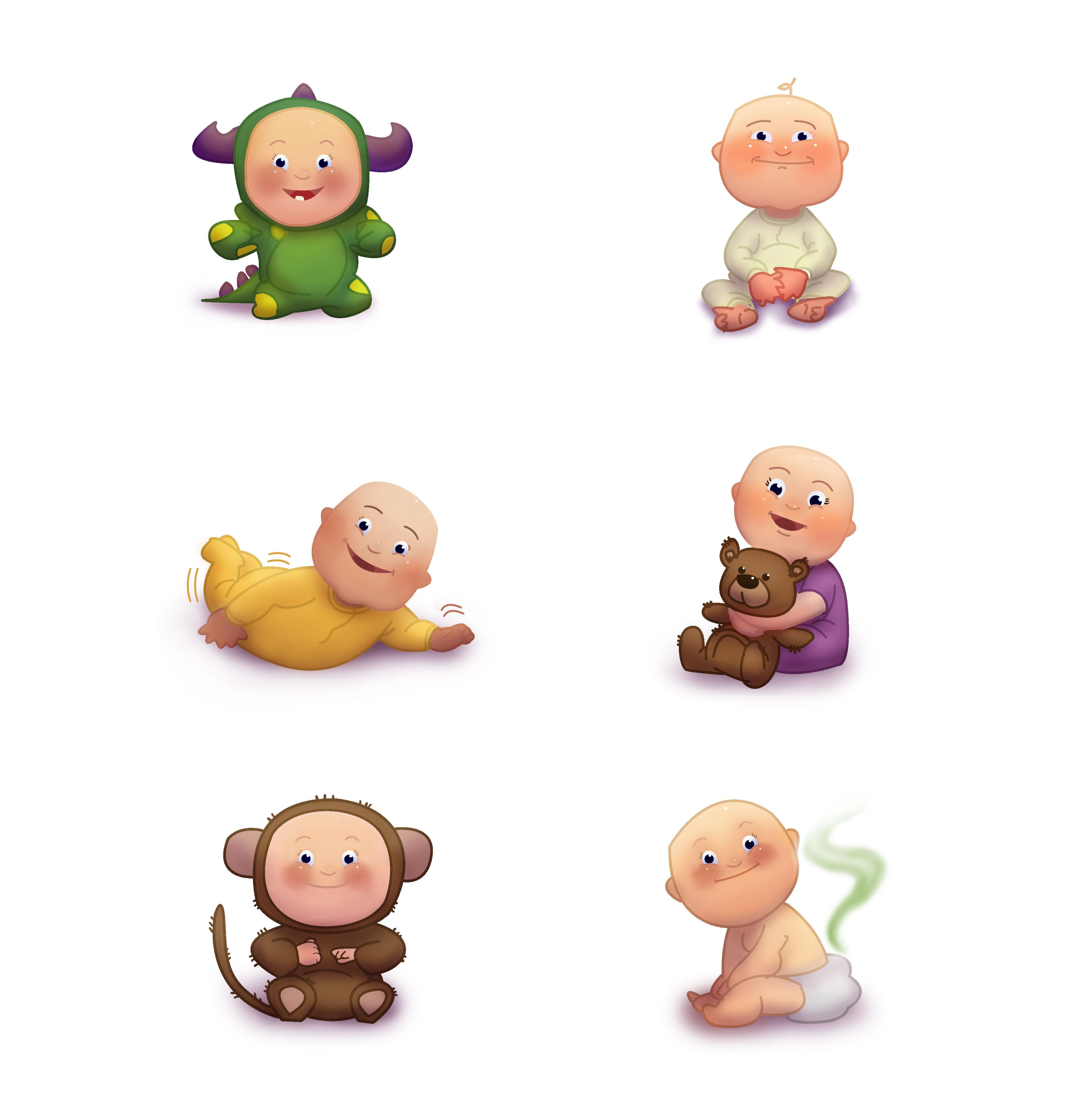 Baby Spanish Flashcards